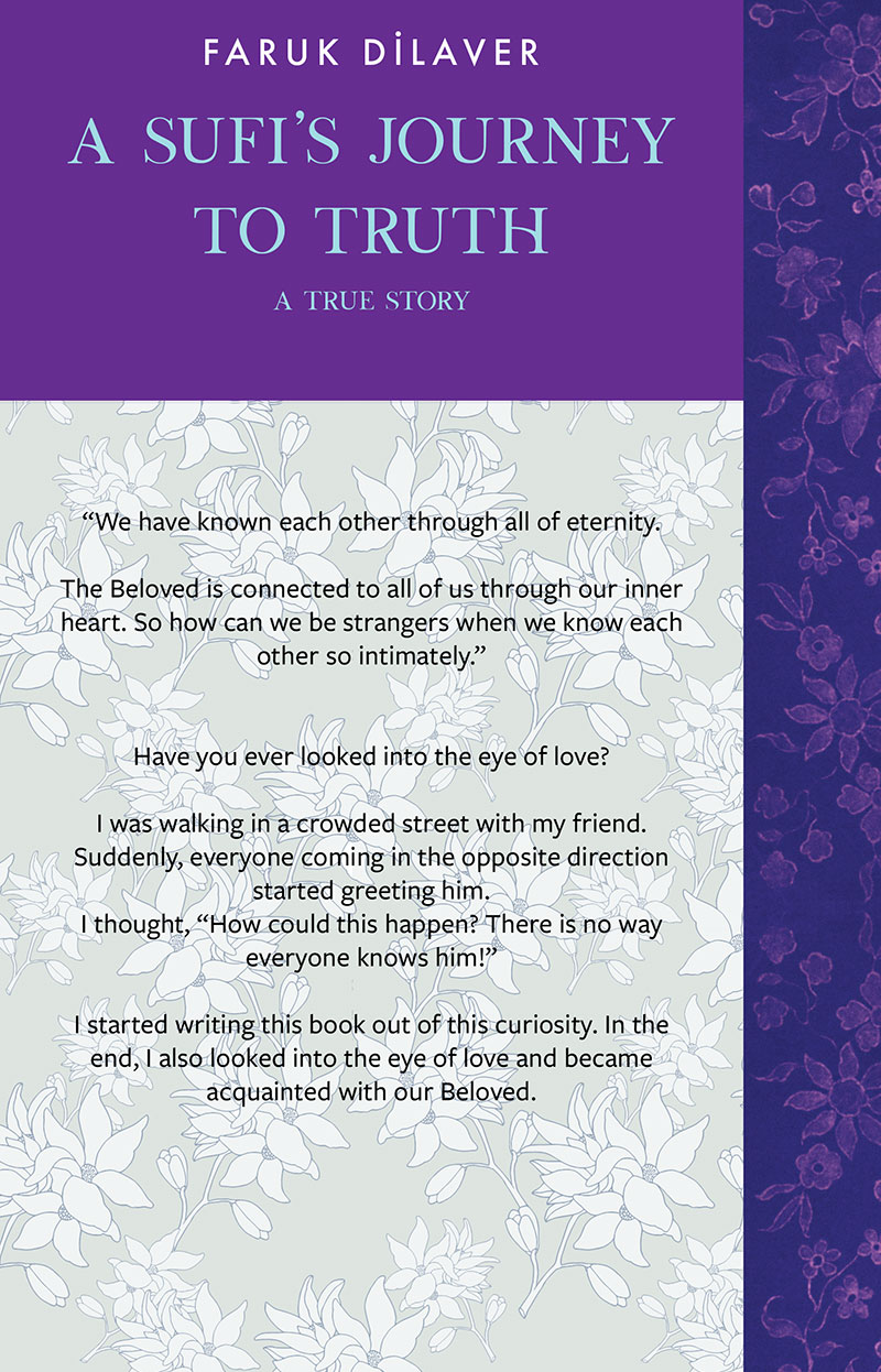 A Sufi's Journey to Truth Arka Kapak