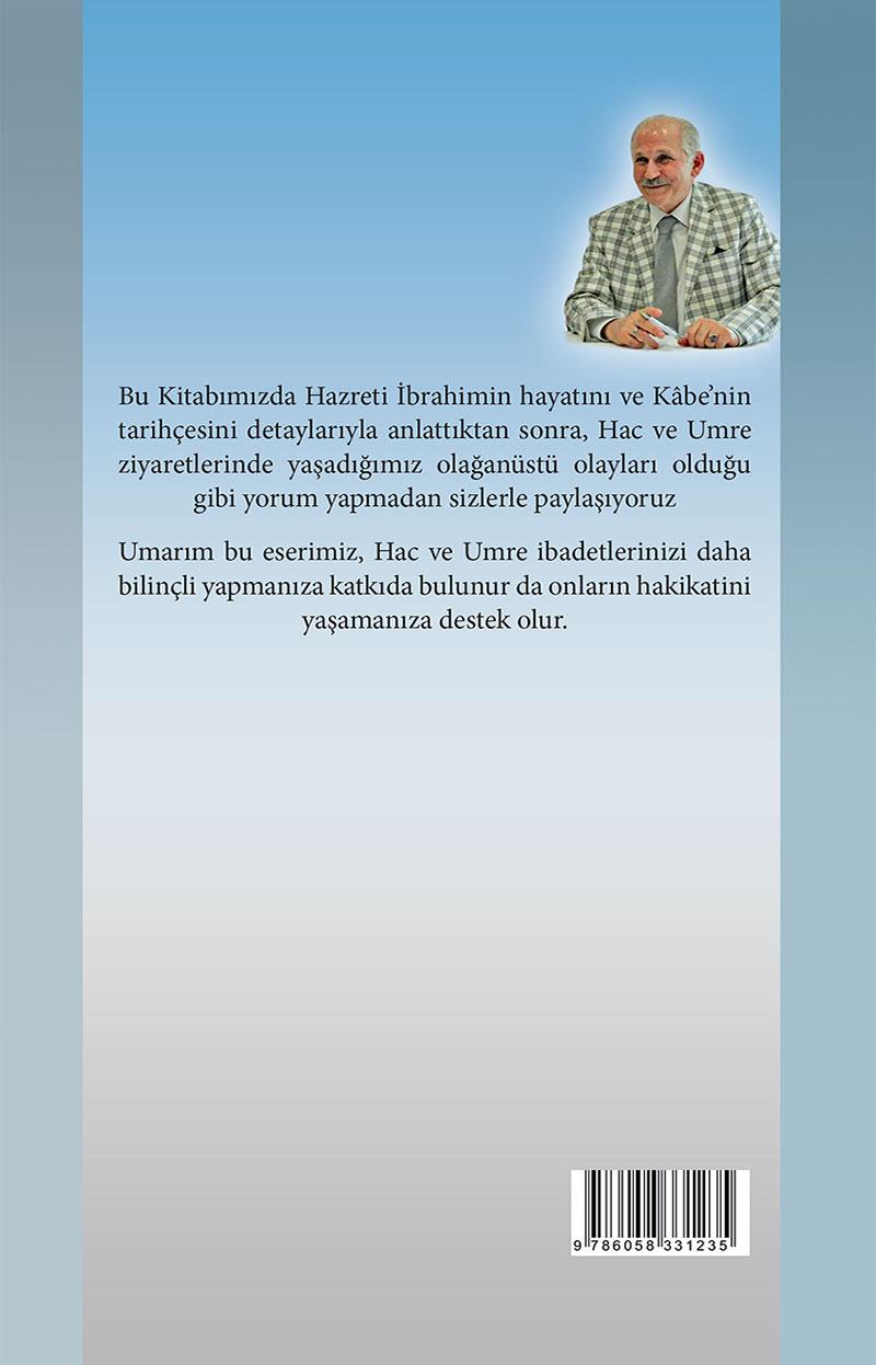 Kabe'nin Tarihçesi Arka Kapak