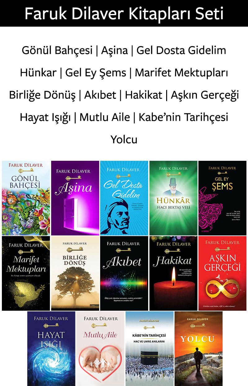 Faruk Dilaver Kitapları Seti