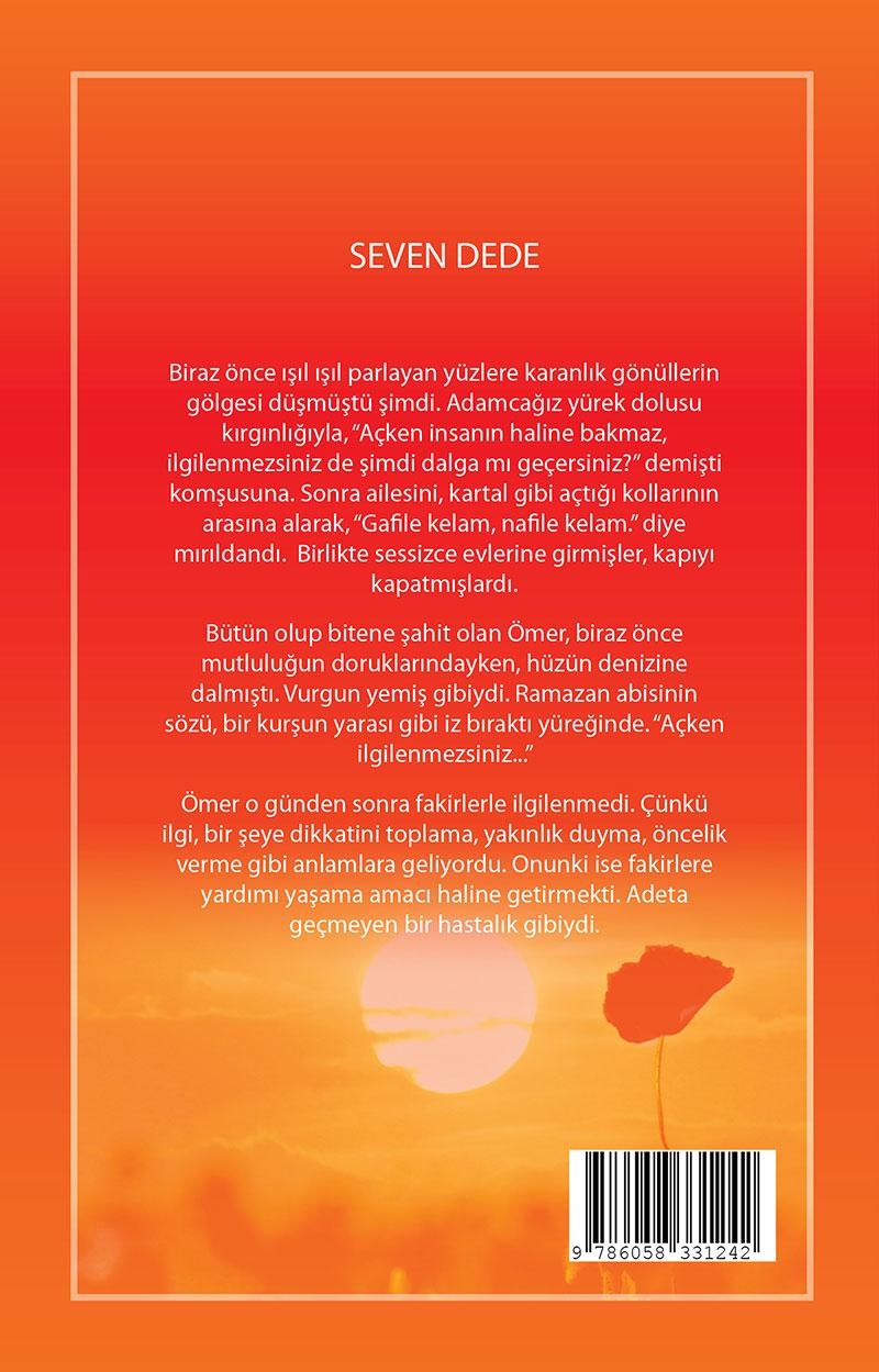 Seven Dede Arka Kapak